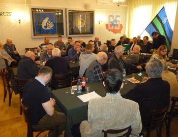 17.03.2018 - Walne Zebranie Sprawozdawczo koła nr 3 Warszawa Mokotów